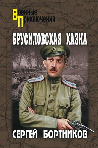 Сергей Бортников, Брусиловская казна (сборник)