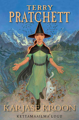 Terry Pratchett, Karjase kroon