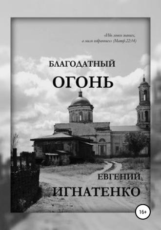 Евгений Игнатенко, Благодатный огонь