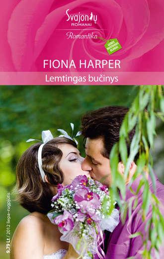 Fiona Harper, Lemtingas bučinys
