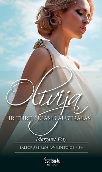 Margaret Way, Olivija ir turtingasis australas