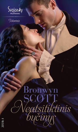 Bronwyn Scott, Neatsitiktinis bučinys