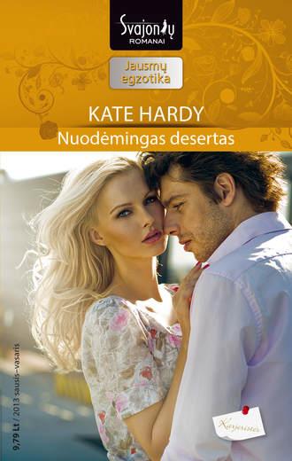 Kate Hardy, Nuodėmingas desertas