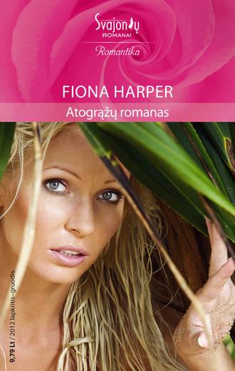 Fiona Harper, Atogrąžų romanas