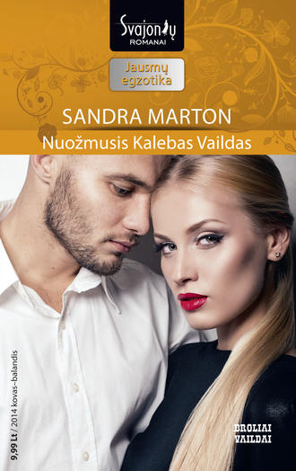 Sandra Marton, Nuožmusis Kalebas Vaildas