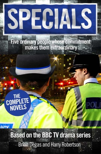 Specials: Based on the BBC TV Drama Series: The complete novels in one volume