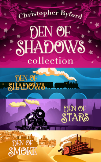 Den of Shadows Collection: Lose yourself in the fantasy, mystery, and intrigue of this stand out trilogy