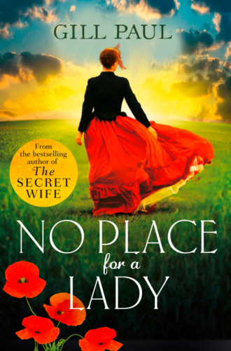 Gill Paul, No Place For A Lady: A sweeping wartime romance full of courage and passion
