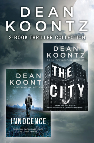 Dean Koontz 2-Book Thriller Collection: Innocence, The City