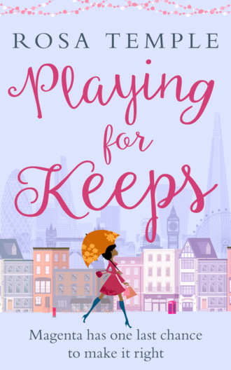 Rosa Temple, Playing for Keeps: A fun, flirty romantic comedy perfect for summer reading