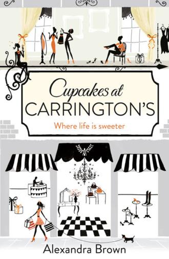 Alexandra Brown, Cupcakes at Carrington's