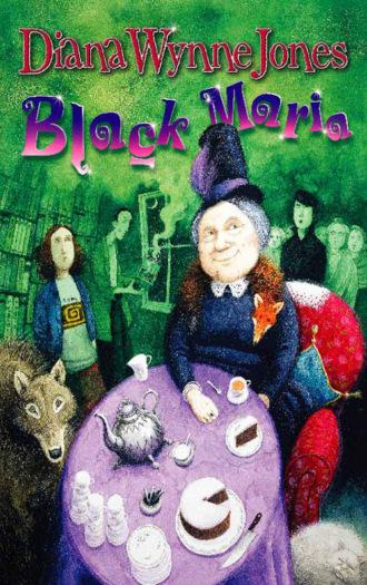 Diana Jones, Black Maria