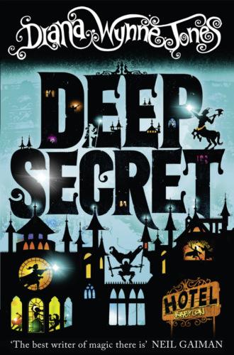 Diana Jones, Deep Secret