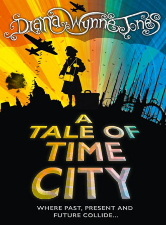 Diana Jones, A Tale of Time City