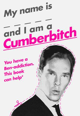 , My Name Is X and I Am a Cumberbitch