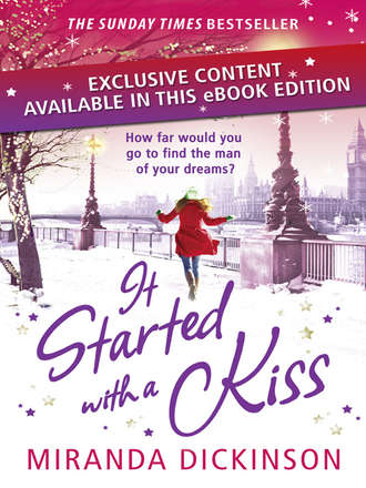 Miranda Dickinson, It Started With A Kiss