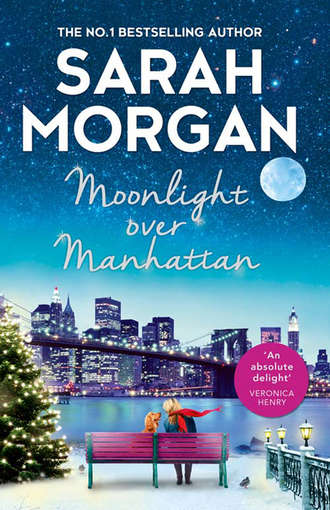 Sarah Morgan, Moonlight Over Manhattan: A charming, heart-warming and lovely read that won't disappoint!