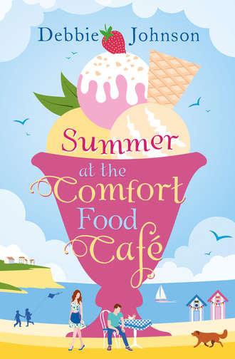 Debbie Johnson, Summer at the Comfort Food Cafe