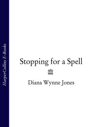 Diana Jones, Stopping for a Spell