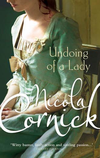 Nicola Cornick, Undoing of a Lady