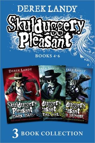Derek Landy, Skulduggery Pleasant: Books 4 - 6