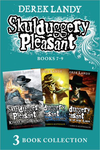 Derek Landy, Skulduggery Pleasant: Books 7 - 9