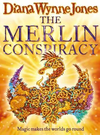 Diana Jones, The Merlin Conspiracy