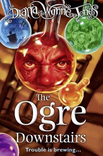 Diana Jones, The Ogre Downstairs