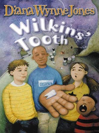 Diana Jones, Wilkins' Tooth