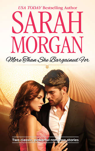 Sarah Morgan, More than She Bargained For: The Prince's Waitress Wife / Powerful Greek, Unworldly Wife