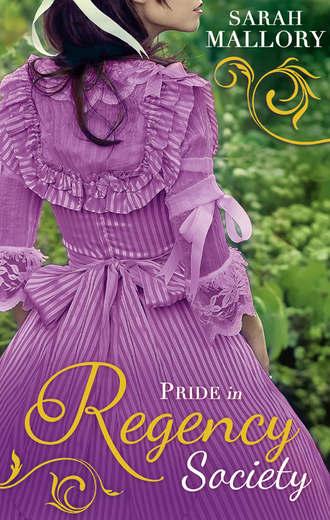 Pride in Regency Society: Wicked Captain, Wayward Wife / The Earl's Runaway Bride