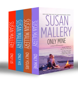 Susan Mallery, Fool's Gold Collection Part 2: Only Mine / Only Yours / Only His / Only Us: A Fool's Gold Holiday