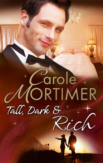 Carole Mortimer, Tall, Dark & Rich: His Christmas Virgin / Married by Christmas / A Yuletide Seduction