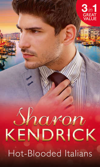 Sharon Kendrick, Hot-Blooded Italians: Sicilian Husband, Unexpected Baby / A Tainted Beauty / Marriage Scandal, Showbiz Baby!