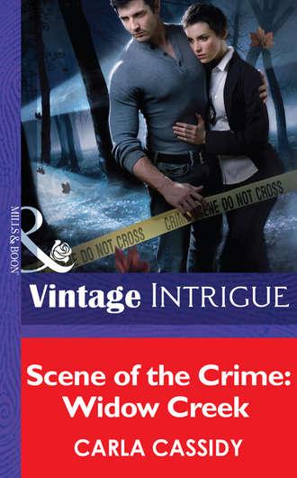 Carla Cassidy, Scene of the Crime: Widow Creek