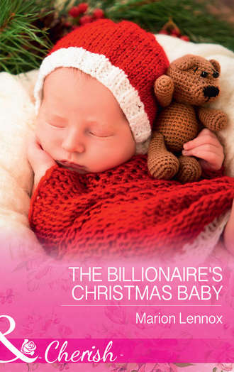 Marion Lennox, The Billionaire's Christmas Baby