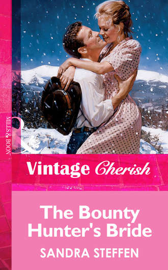 Sandra Steffen, The Bounty Hunter's Bride