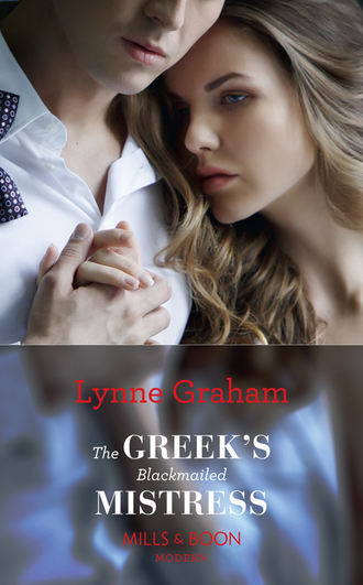 LYNNE GRAHAM, The Greek's Blackmailed Mistress