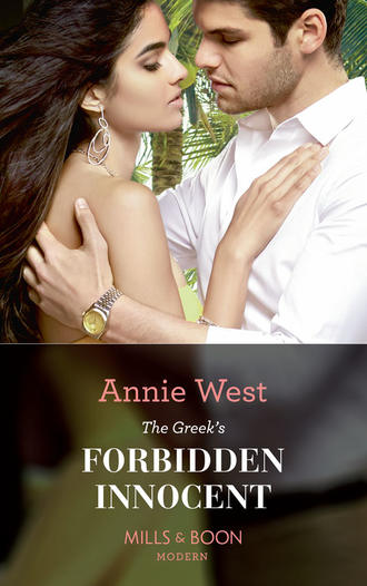 Annie West, The Greek's Forbidden Innocent
