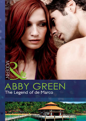 ABBY GREEN, The Legend of de Marco