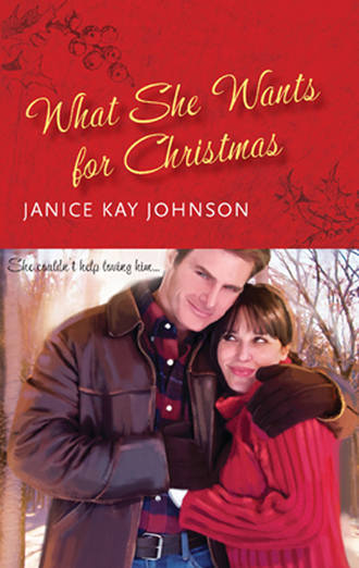 Janice Johnson, What She Wants for Christmas