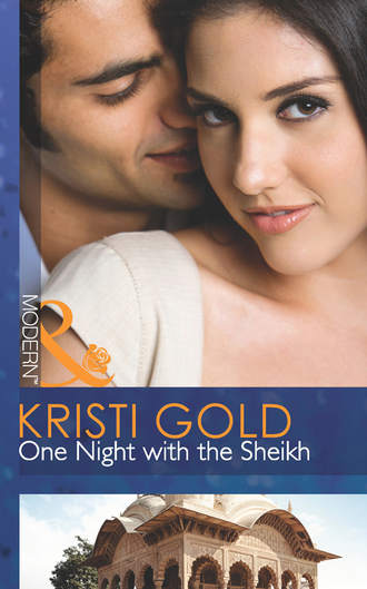 KRISTI GOLD, One Night with the Sheikh