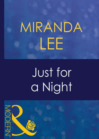 Miranda Lee, Just For A Night