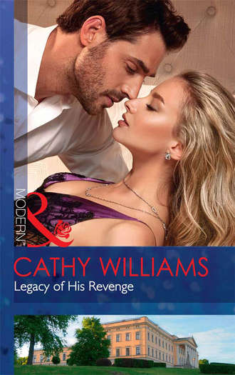 CATHY WILLIAMS, Legacy Of His Revenge