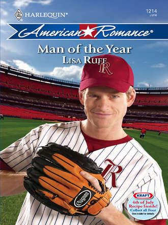 Lisa Ruff, Man of the Year