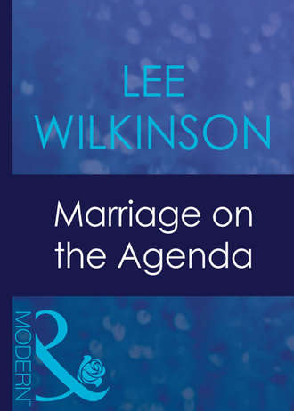 Lee Wilkinson, Marriage On The Agenda