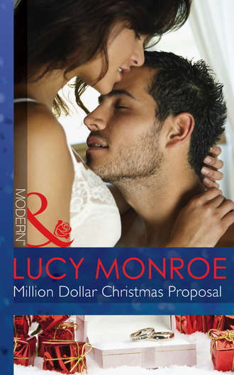 LUCY MONROE, Million Dollar Christmas Proposal