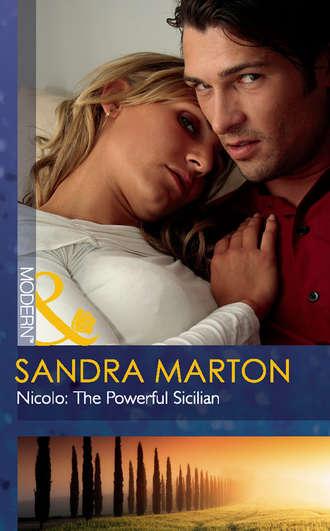 Sandra Marton, Nicolo: The Powerful Sicilian
