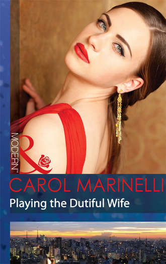 CAROL MARINELLI, Playing the Dutiful Wife