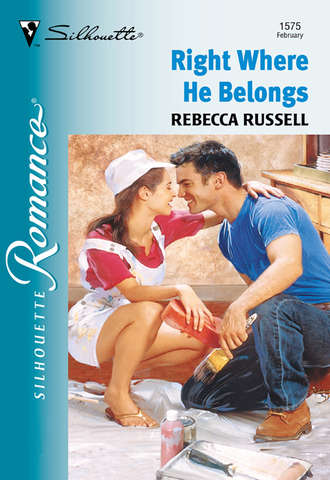 Rebecca Russell, Right Where He Belongs